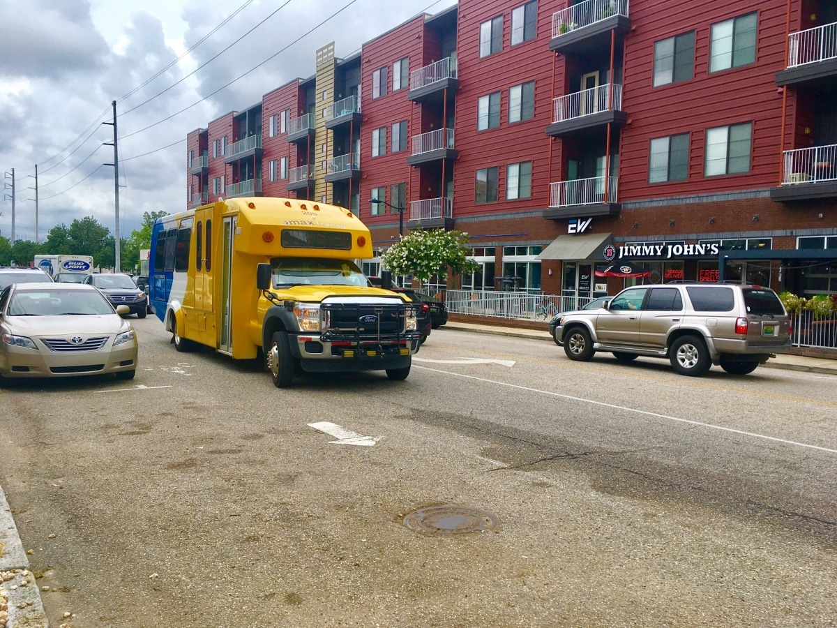 MAX Transit's Lakeview Local – the best bargain in town (slideshow)