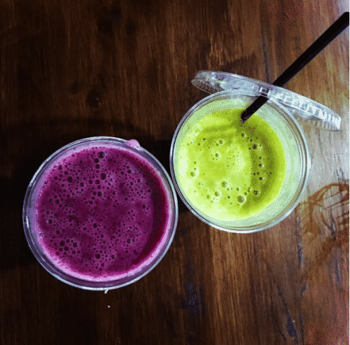 Image may include: healthy smoothie from Sprout & Pour, Birmingham
