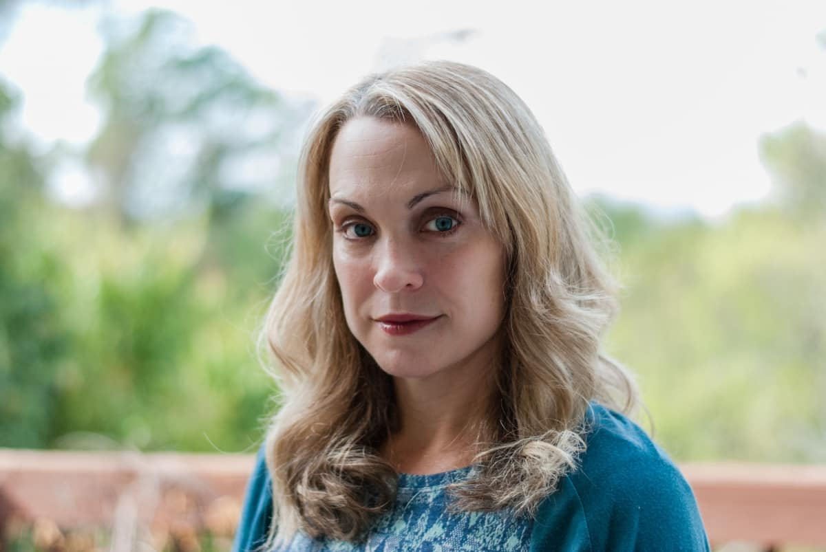 Birmingham novelist Gin Phillips' latest book is a page-turning thriller