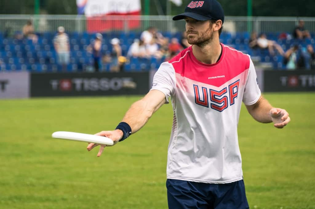 Ultimate Frisbee is on the rise  in Birmingham