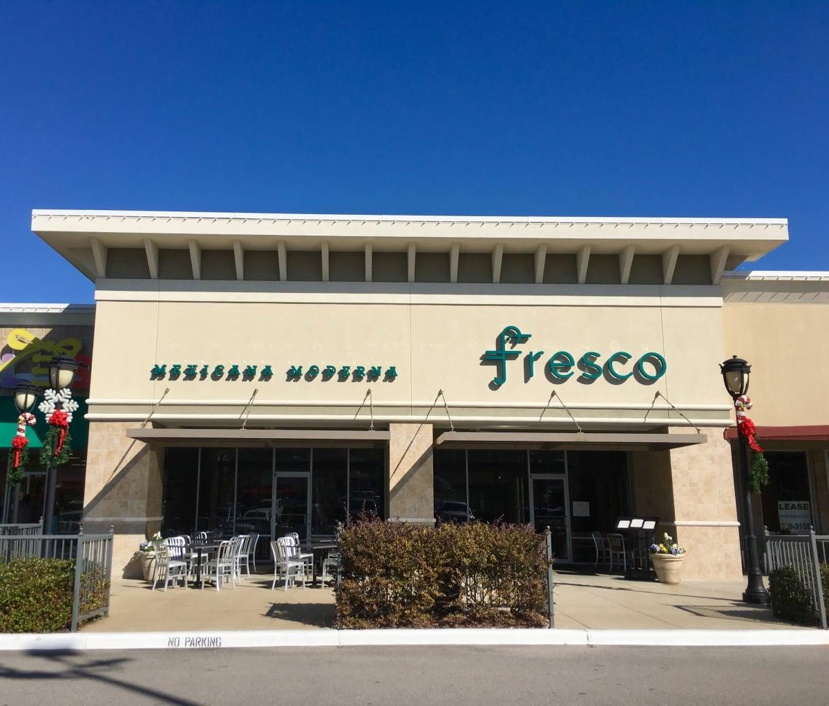 Fresco: Cahaba Height's newest FRESH Mexican restaurant