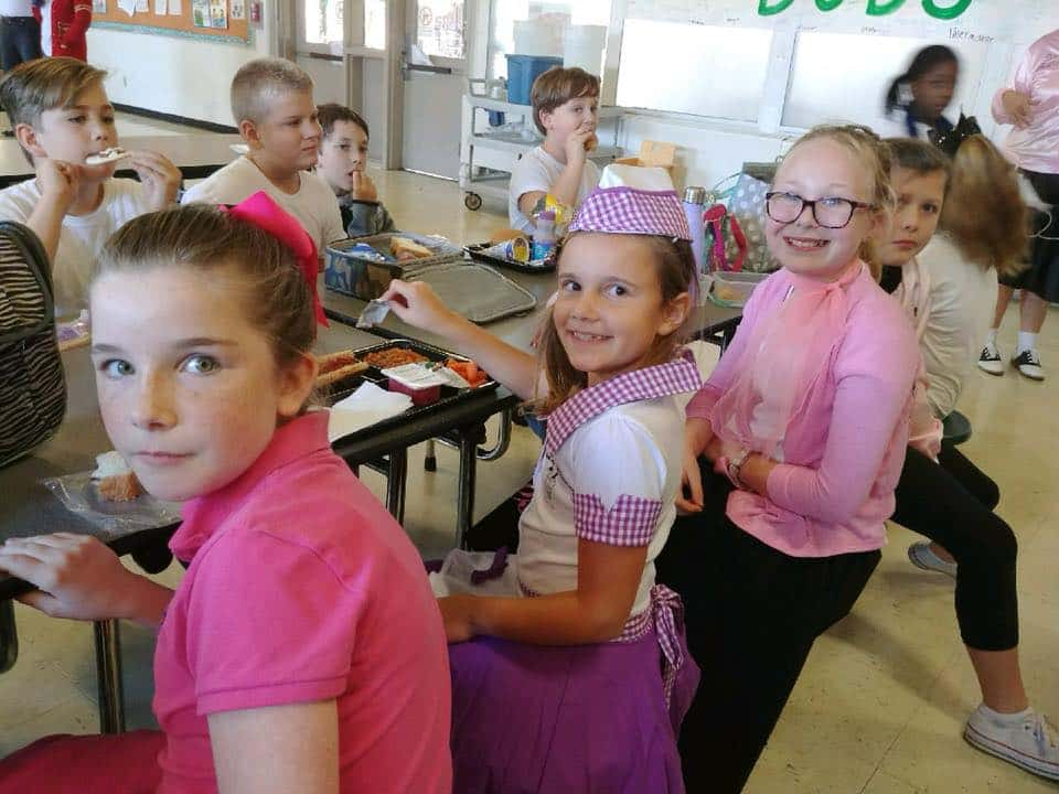 Let's give it up for Jefferson County school cafeterias with perfect health code scores