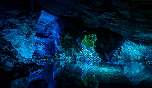 Ever heard the myth of a 300ft wide underground river beneath Birmingham? One that flows through a 150ft high, 15 mile tunnel. Find out more