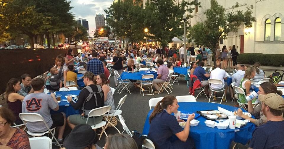 Get ready for another amazing Birmingham Greek Festival, Oct. 14-16