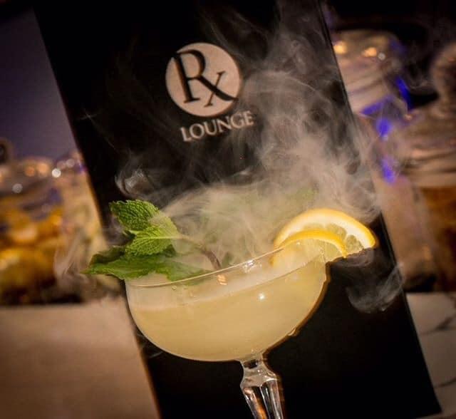 Birmingham, Hotel Indigo's RX Lounge, Hotel Indigo, RX Lounge, drinks, Halloween