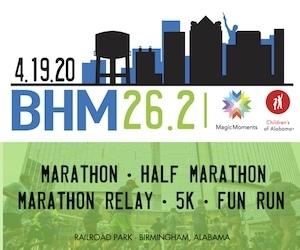 BHM 26.2 Marathon