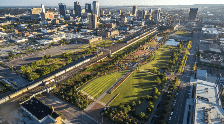 Birmingham's Master Plan Was Revealed and We've Got the Rundown. (PHOTOS included)