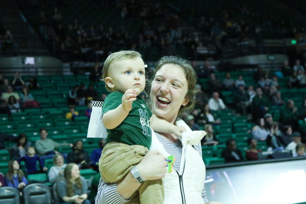 Grab your cameras! UAB's 4th Annual Little Blazers Baby Race is Saturday, Jan 25