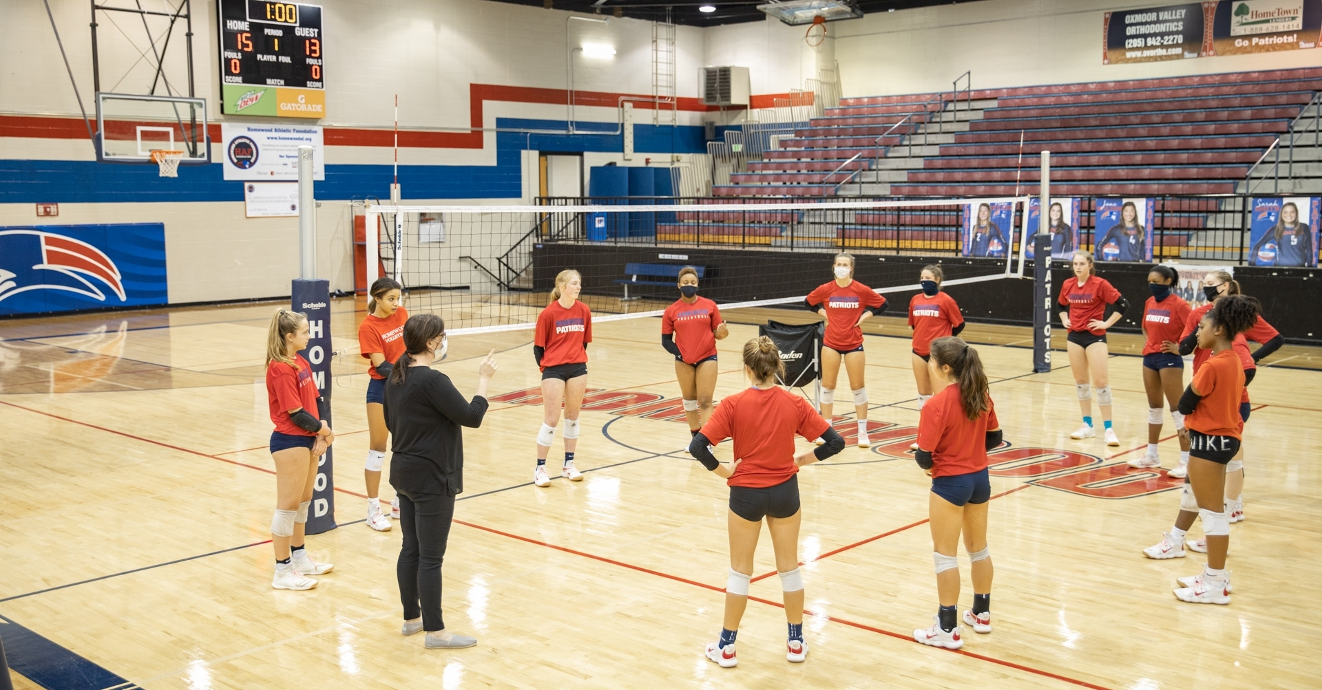 Inspirational stories to prepare you for the AHSAA volleyball championships on Oct. 27-29