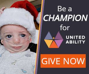 United Ability - Be A Champion