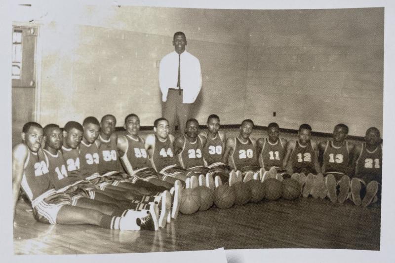 Coach A.a. Sewell