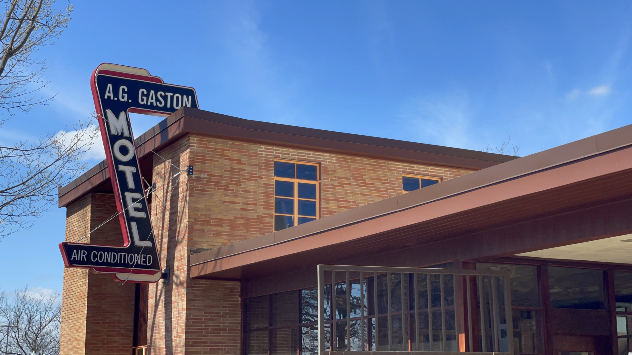 Mellon Foundation gifts .1M to help restore A.G. Gaston Motel