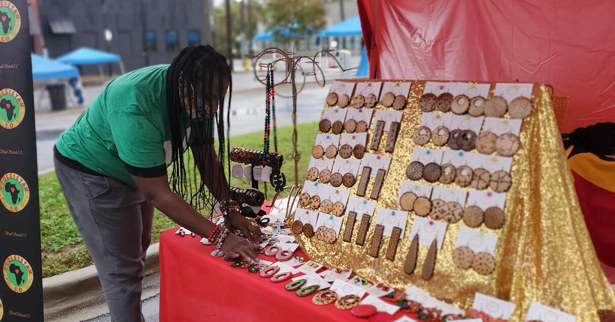 Woodlawn Marketplace is popping out all month long with 12 local vendors