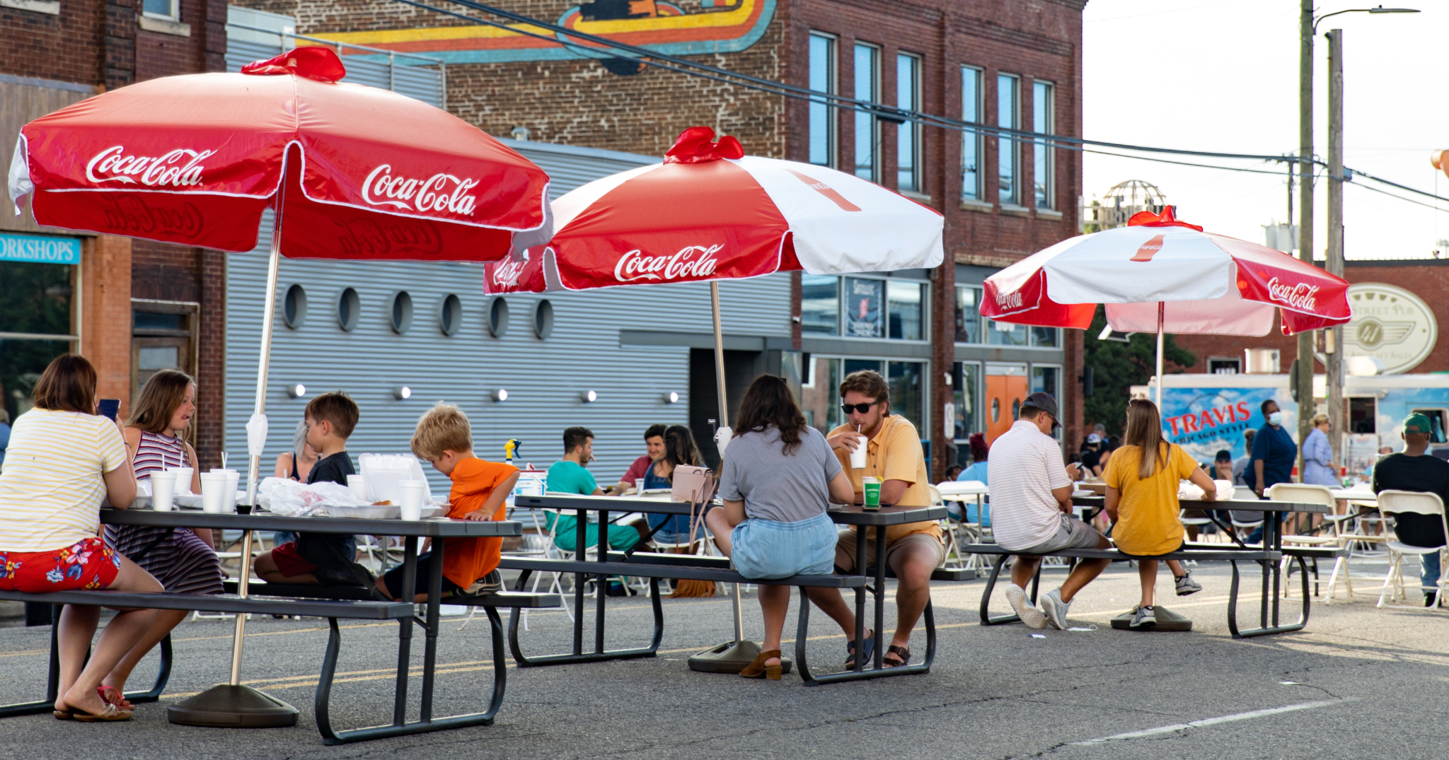 Eat in the Streets takes off this weekend with 2 locations. Here's what you need to know