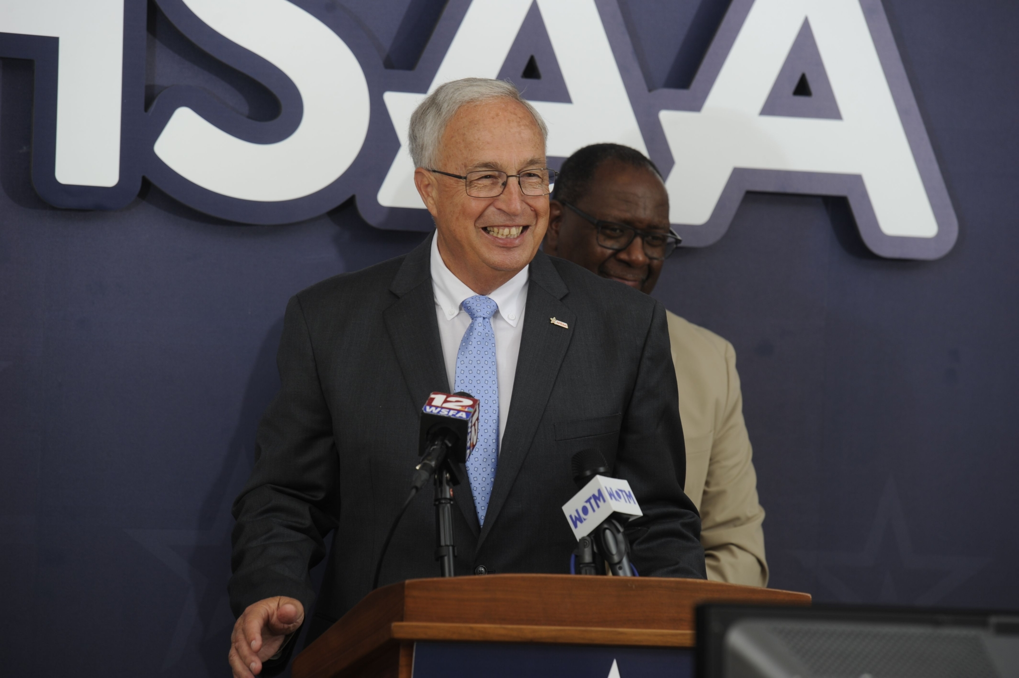 Playing high school sports this year was a blessing says retiring AHSAA Executive Director