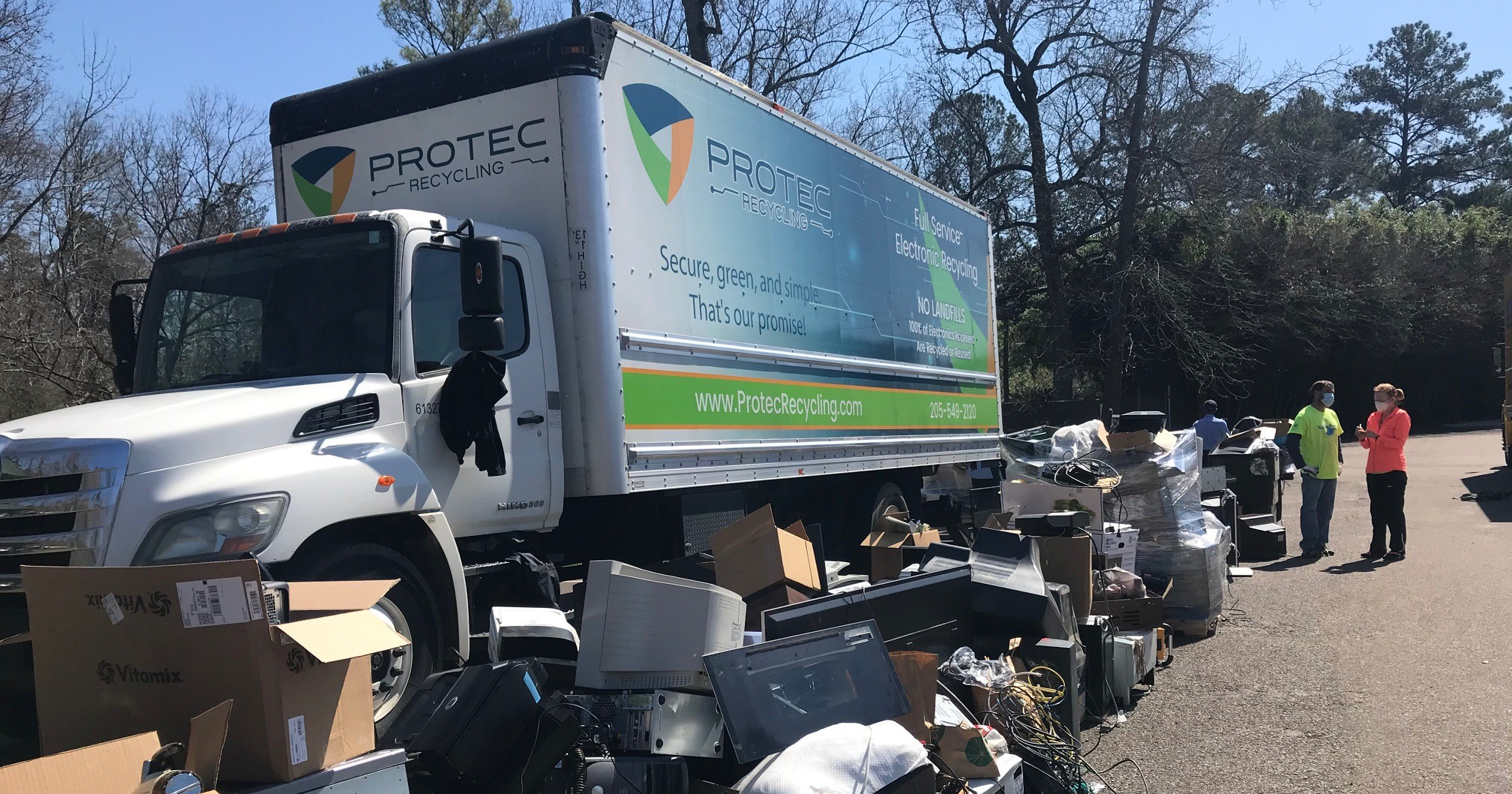 Jefferson County offers FREE E-Recycling for the community