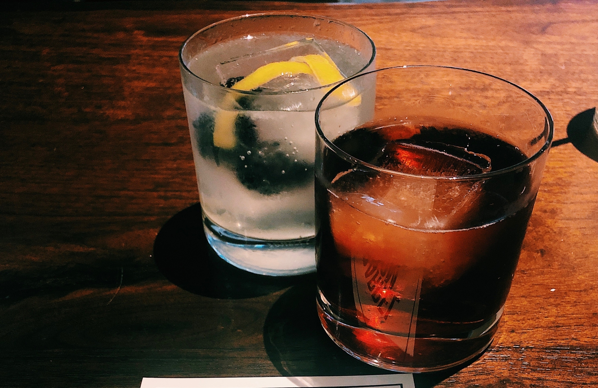 7 Drinks you can get around Bham to get your Bourbon Buzz