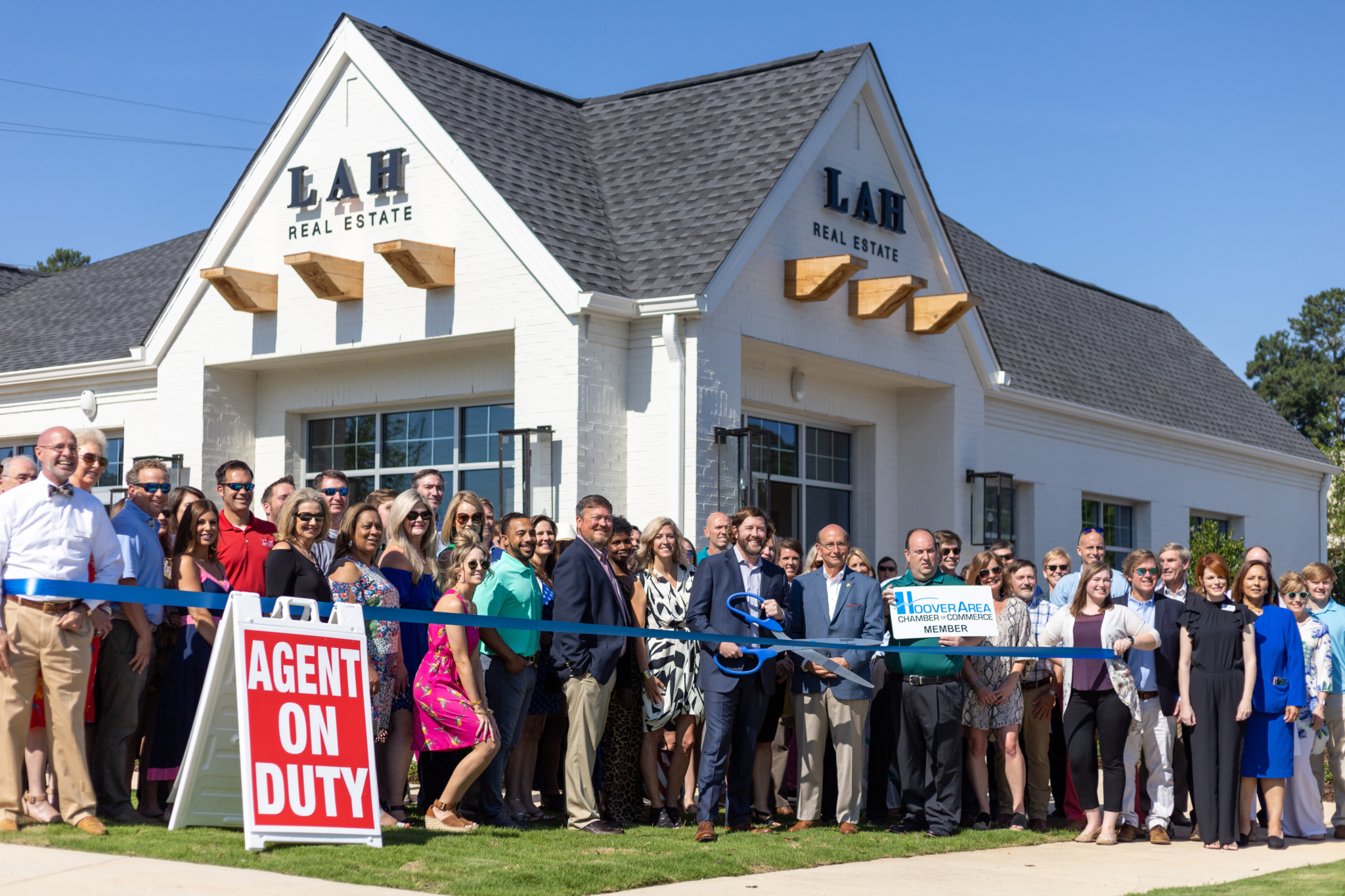 LAH Real Estate opens new office in Hoover [Photos]