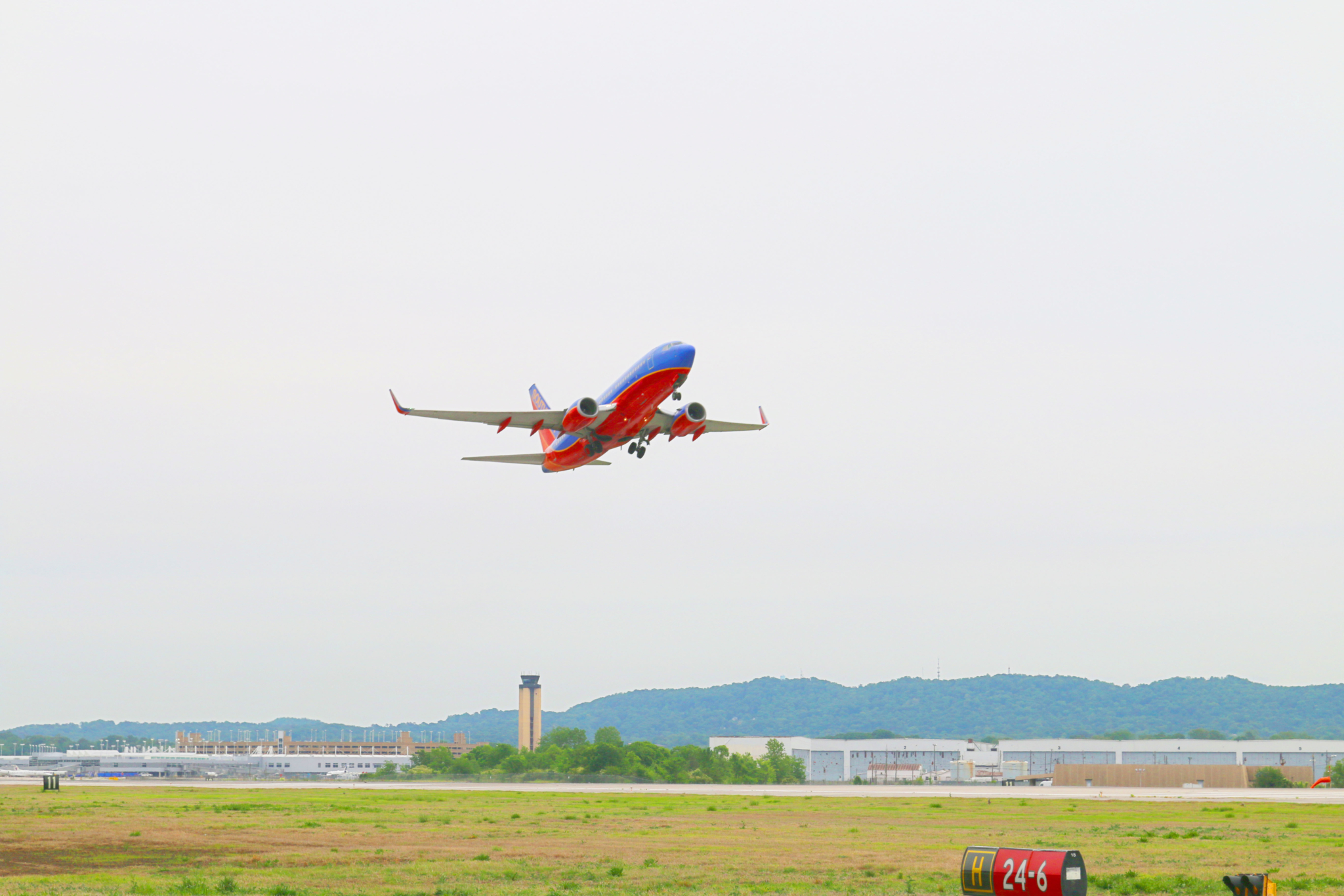 Nonstop BHM flights to DC and Houston resuming on Southwest