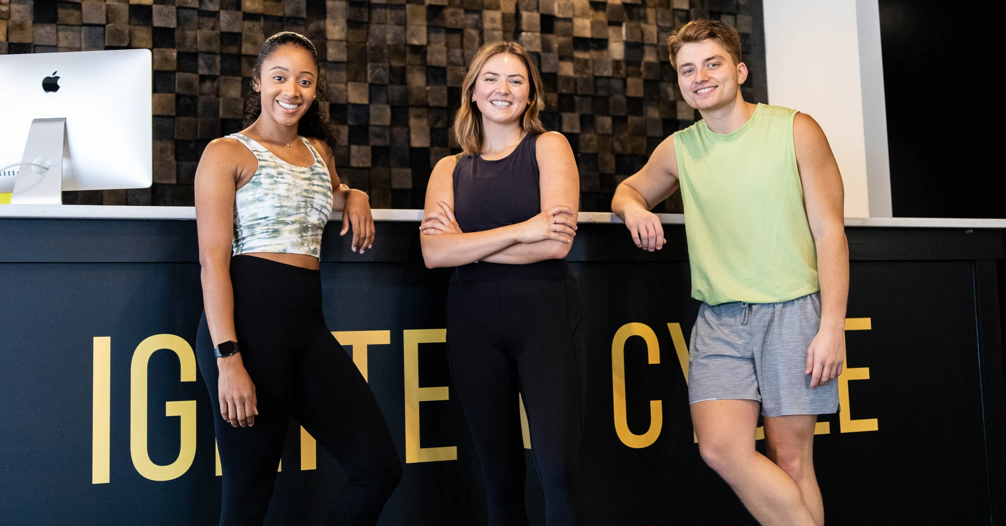Meet Ignite Cycle's newest faces + discount code just for you