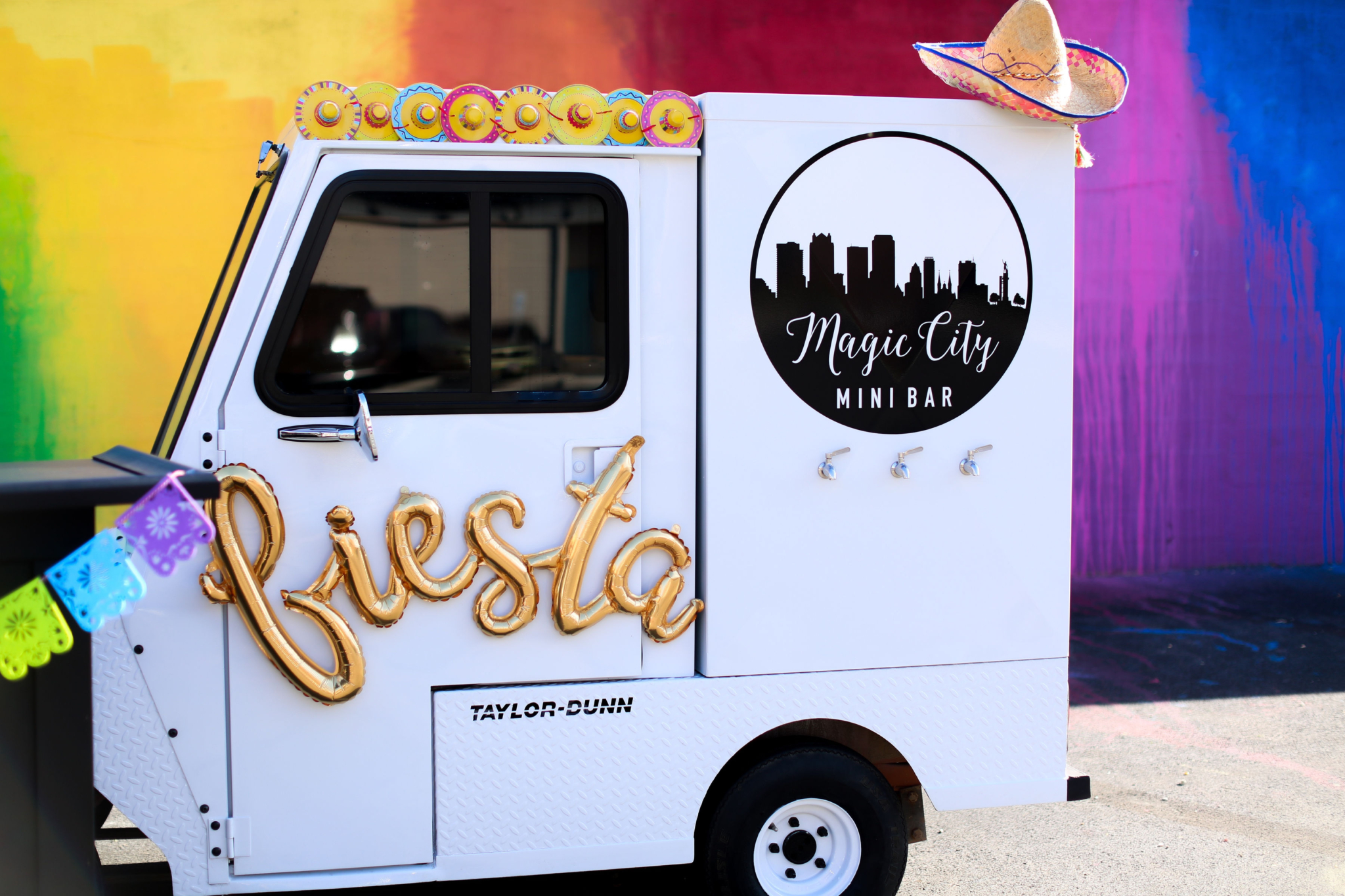5 Birmingham cocktail + coffee carts bringing summer fun to you