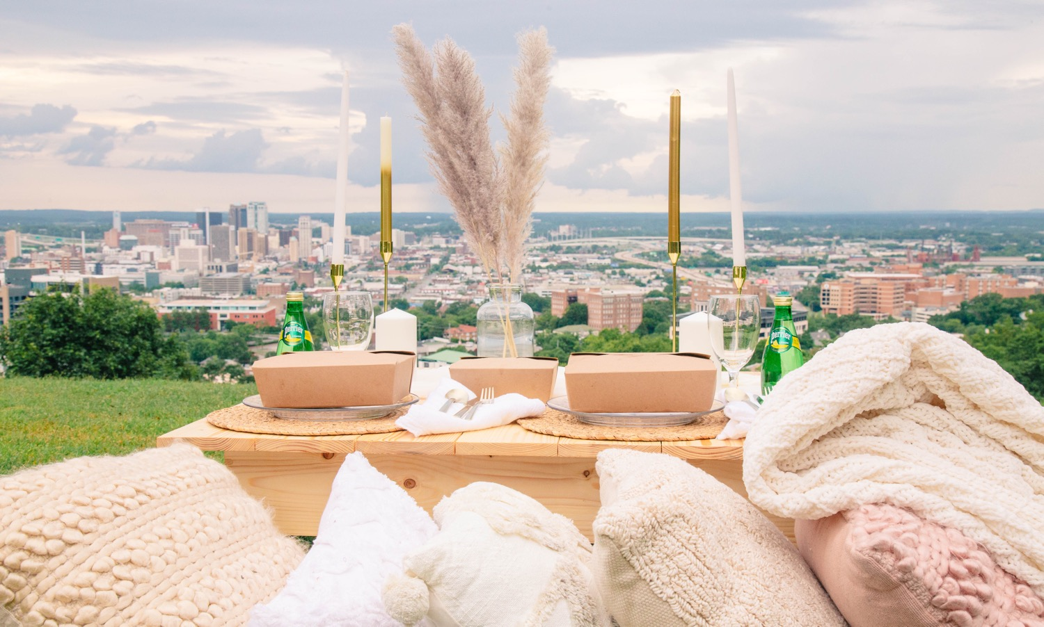 Your guide to luxury pop-up picnic companies in Birmingham