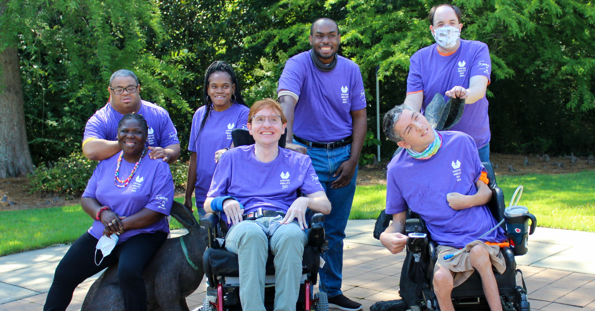 Business owners tell us why United Ability Day is more than a t-shirt
