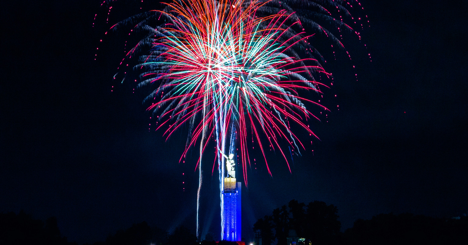 Where to see fireworks in the Birmingham area for 4th of July