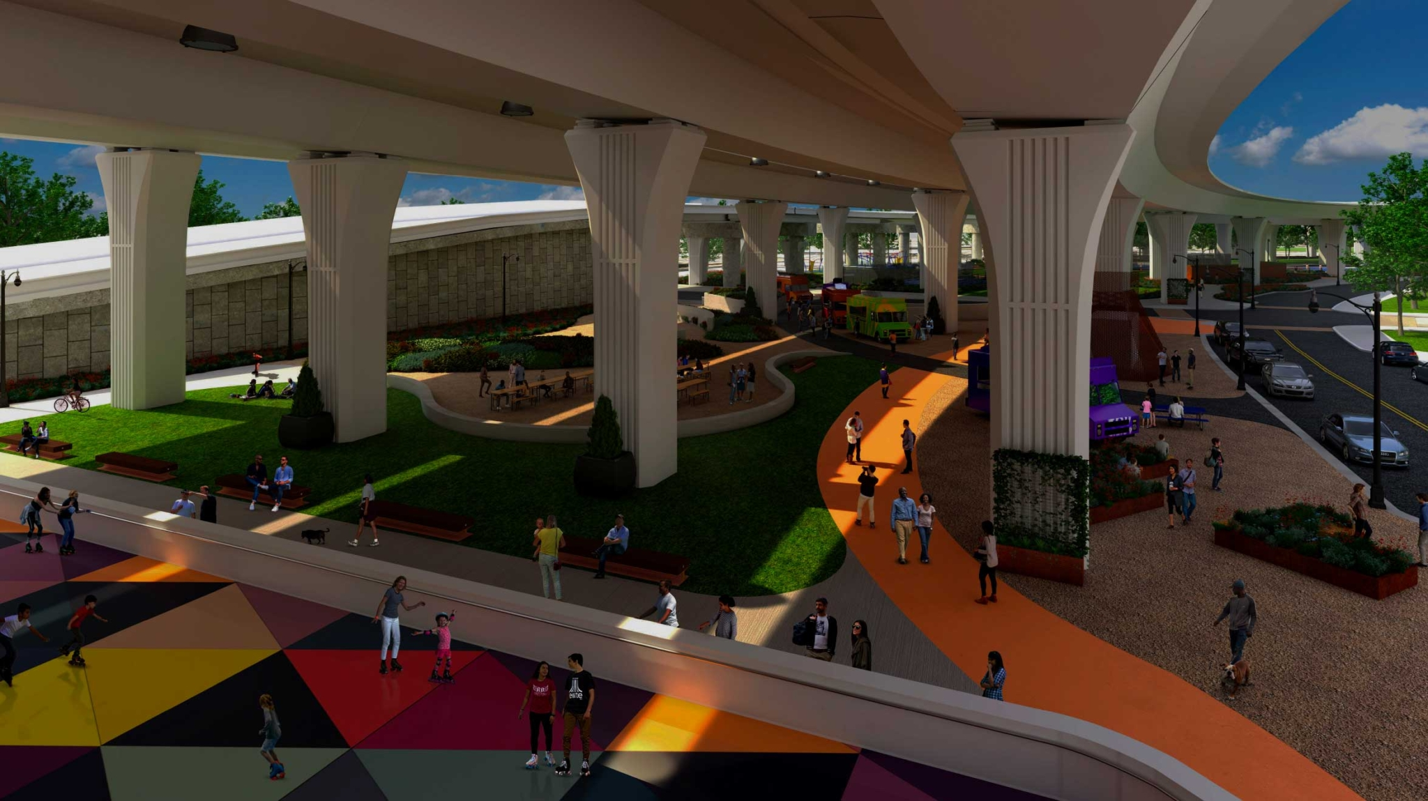 Brasfield & Gorrie kicks off construction of City Walk BHAM; to be complete in 425 days