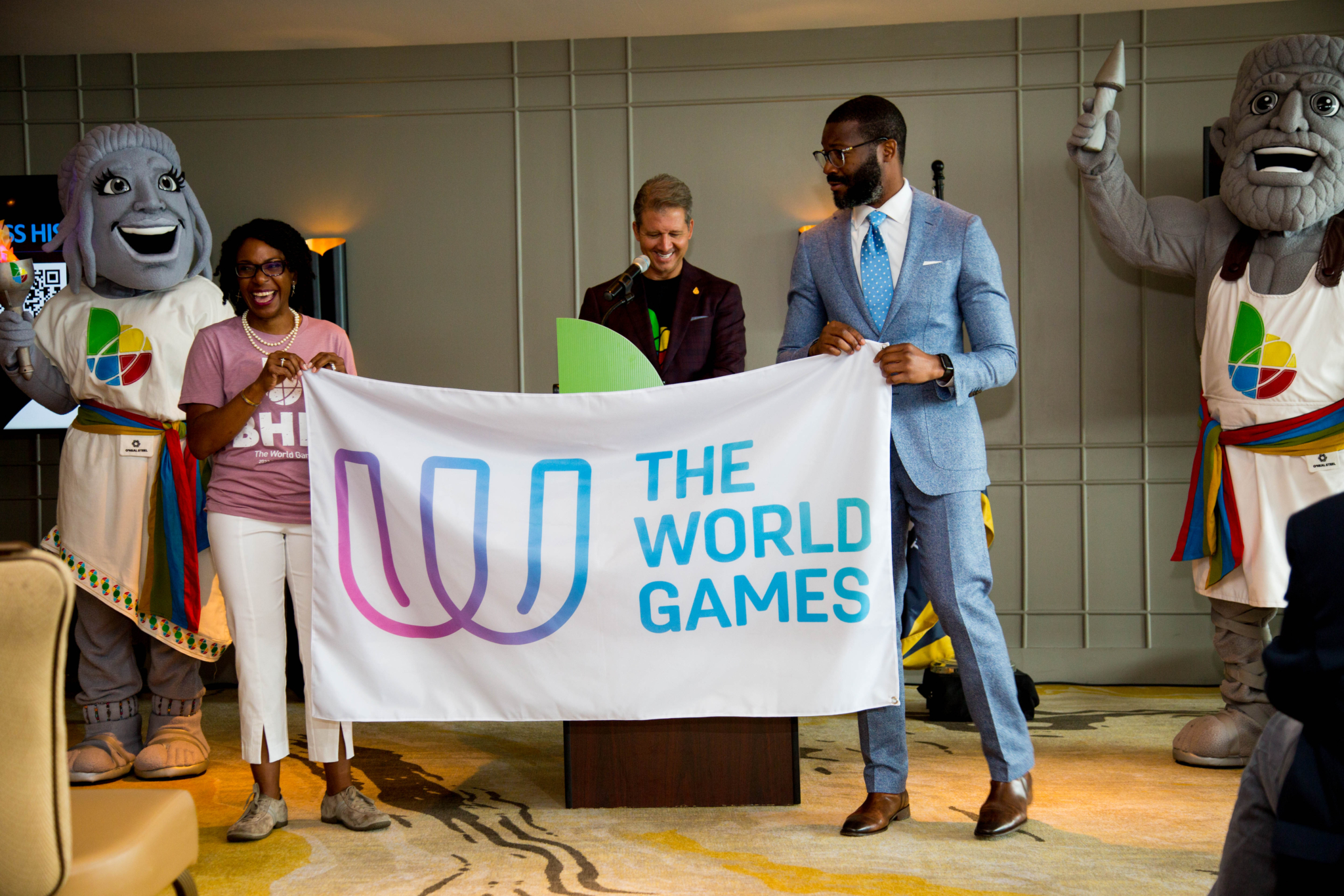The World Games 2022 inks agreement with CBS Sports