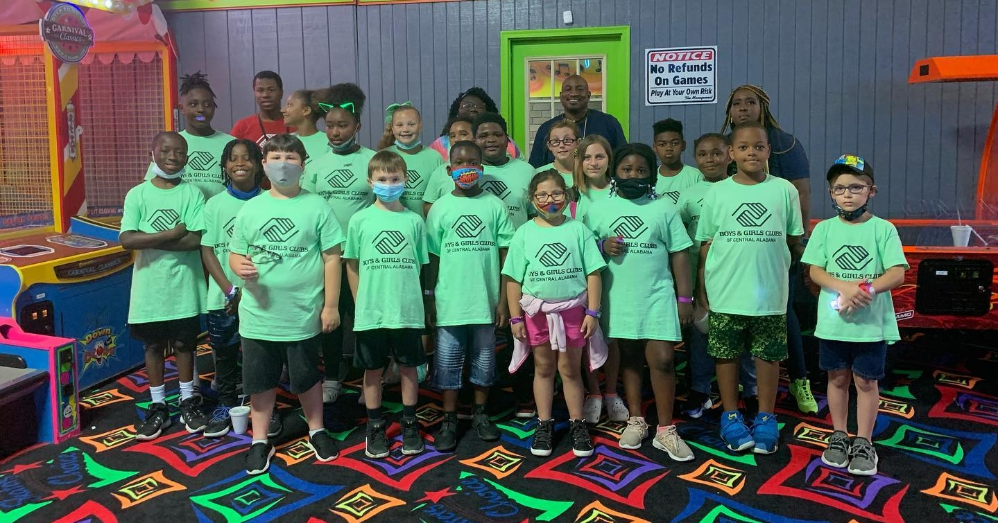 Join Boys & Girls Club of Central Alabama's 120th anniversary celebration, Aug 12