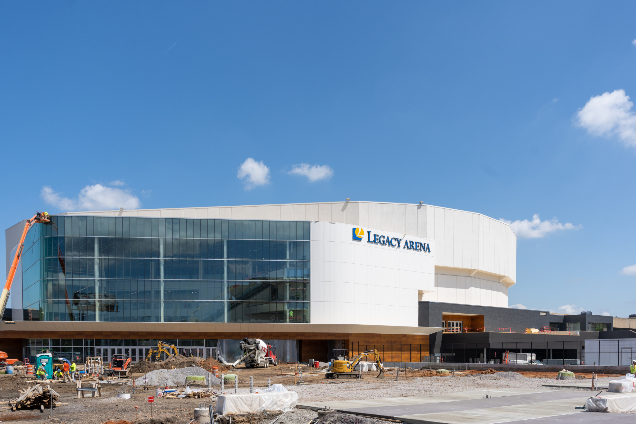 $125M Legacy Arena renovation nearing completion in Birmingham [Photos]