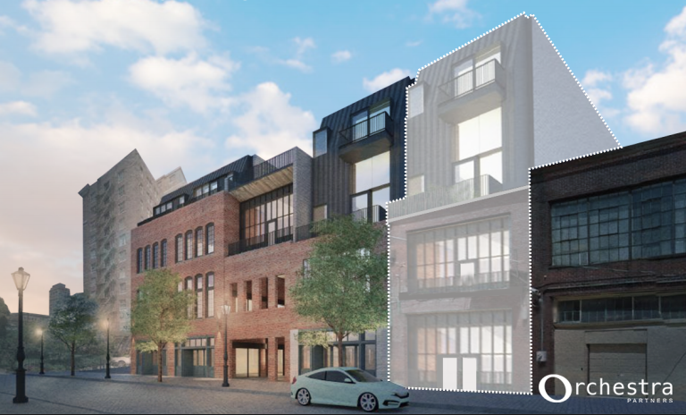 Orchestra Partners begins Phase II of Mercantile on Morris [Photos]