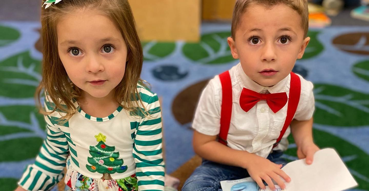 This local preschool offers something special—find out what + enroll