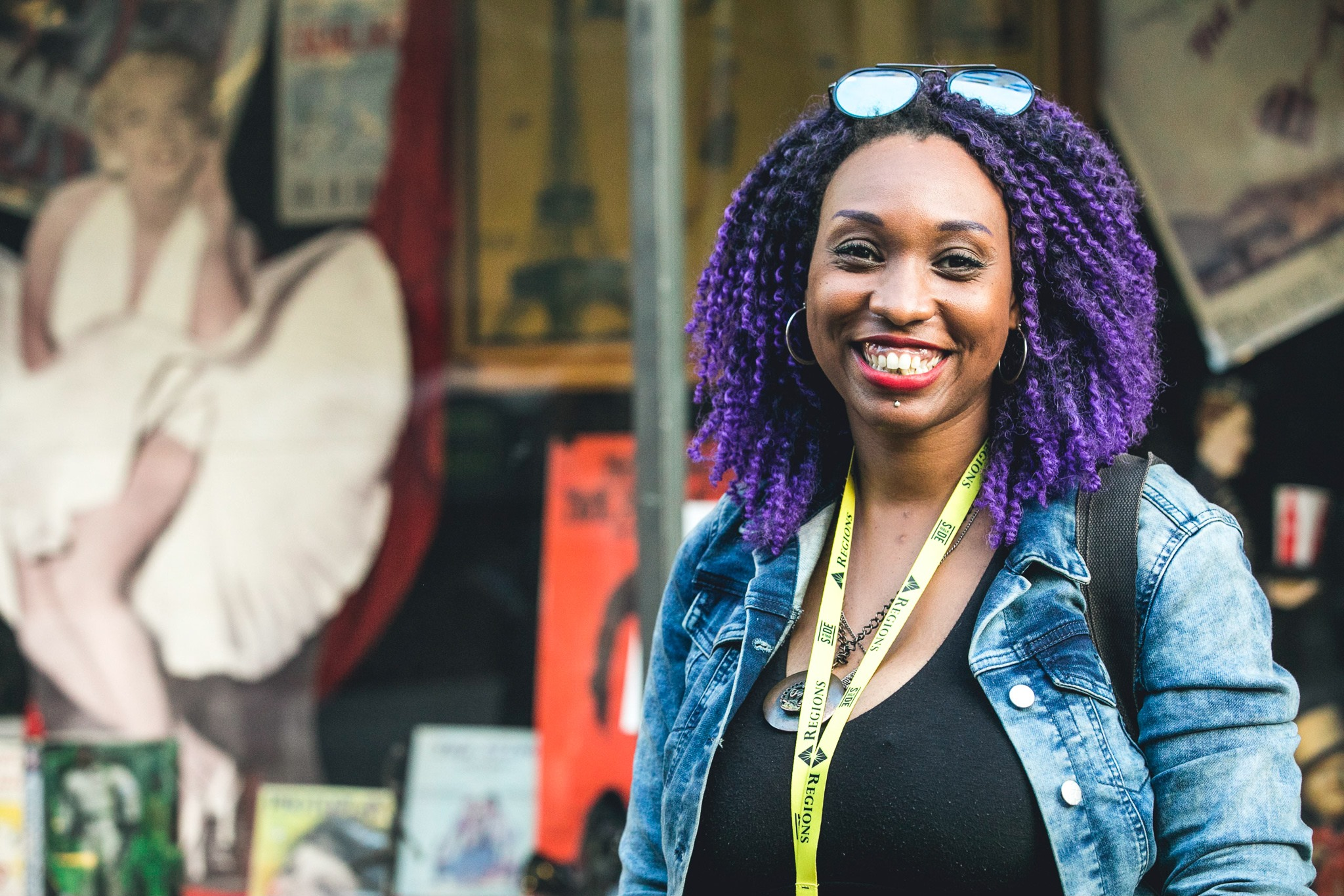 4 Birmingham artists are stars at Sidewalk 2021—learn more