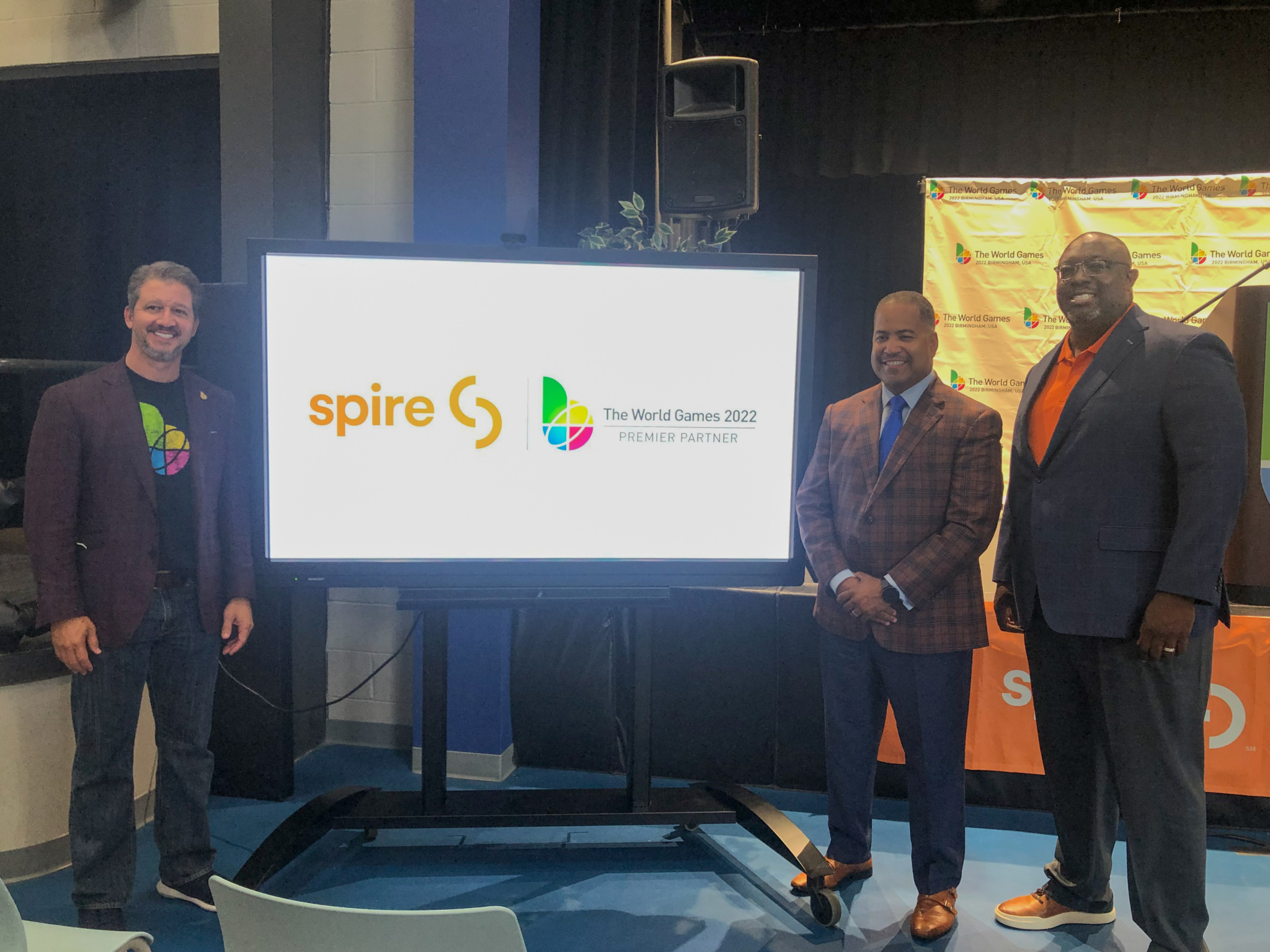 Learn about the Spire '10,000 Reasons Why' Initiative at The World Games 2022