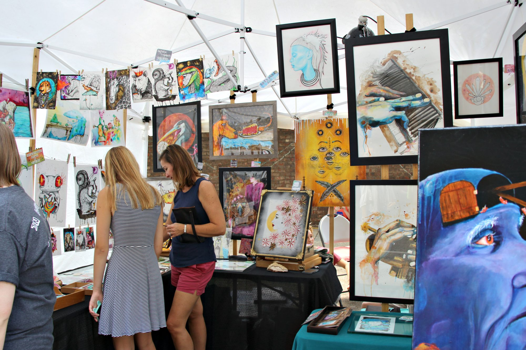 5 reasons you should attend Birmingham Artwalk, Sep. 10-11