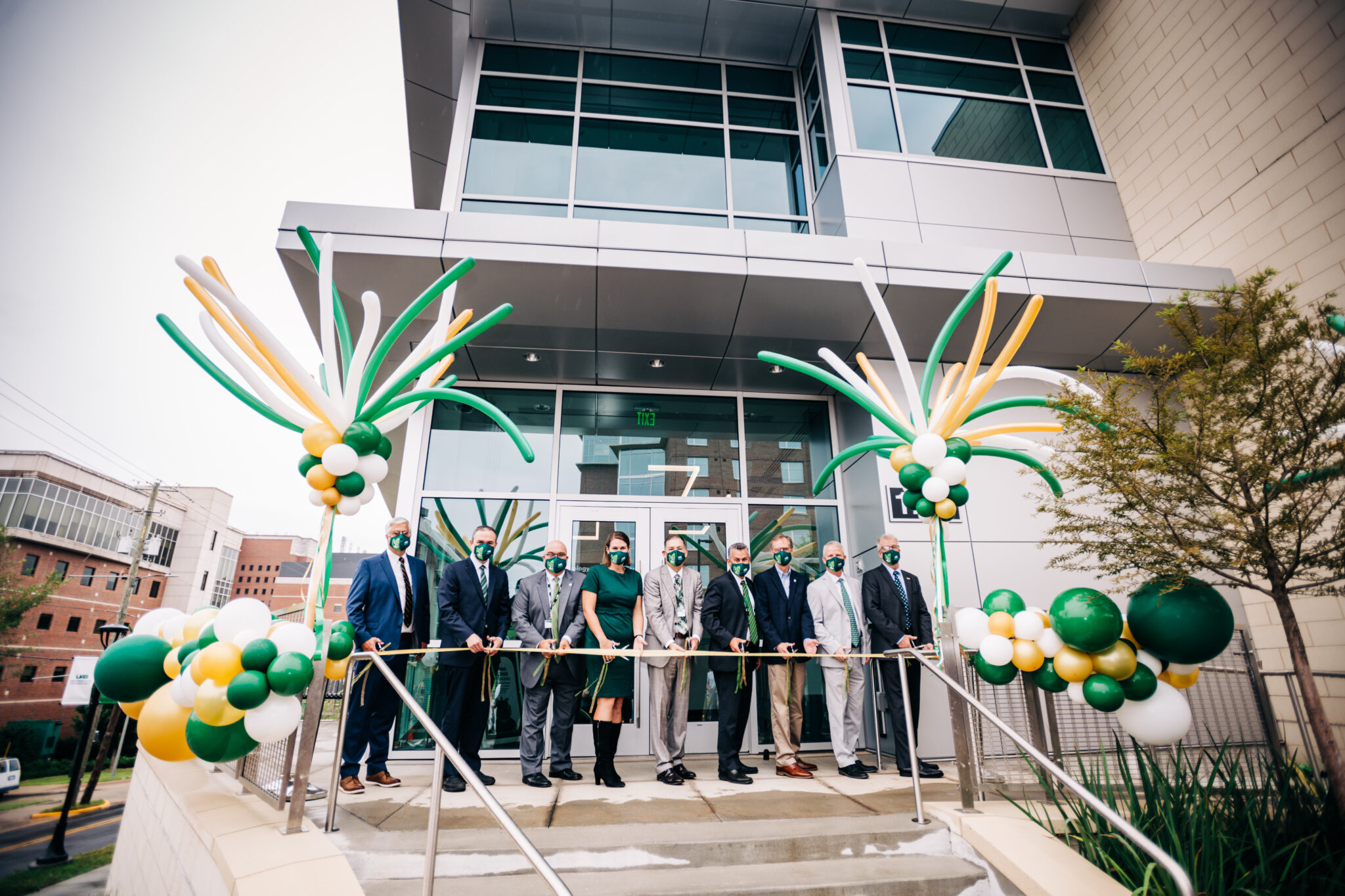 Sci-Fi IRL? Check out UAB's new Tech Innovation Center