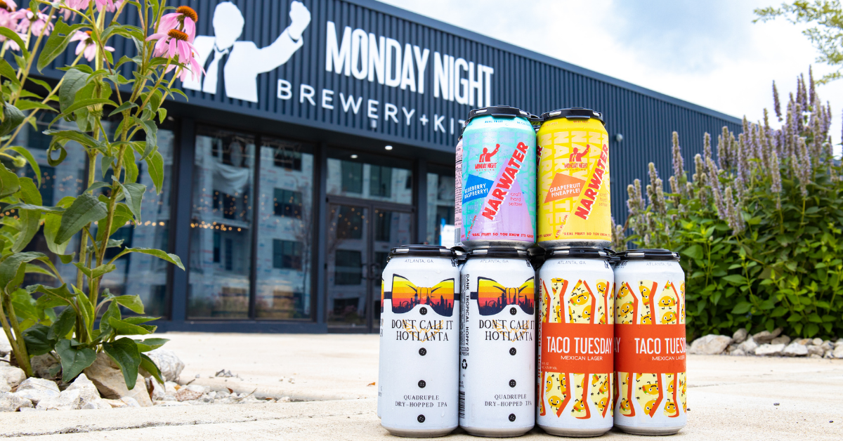 Thrillest Names Monday Night Brewing One Of America's Hottest Breweries