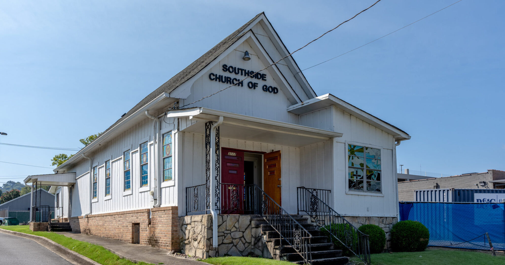 Southside Church of God in Lakeview gets new owners, new life