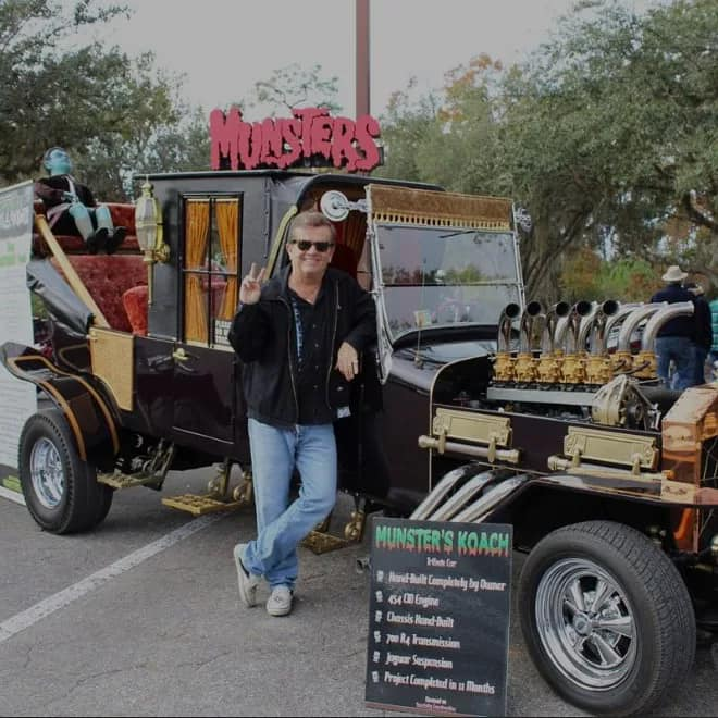 """MONSTER NEWS: """"Eddie Munster"""" to attend Magic City Witches Ball, Sat., Oct. 23"""