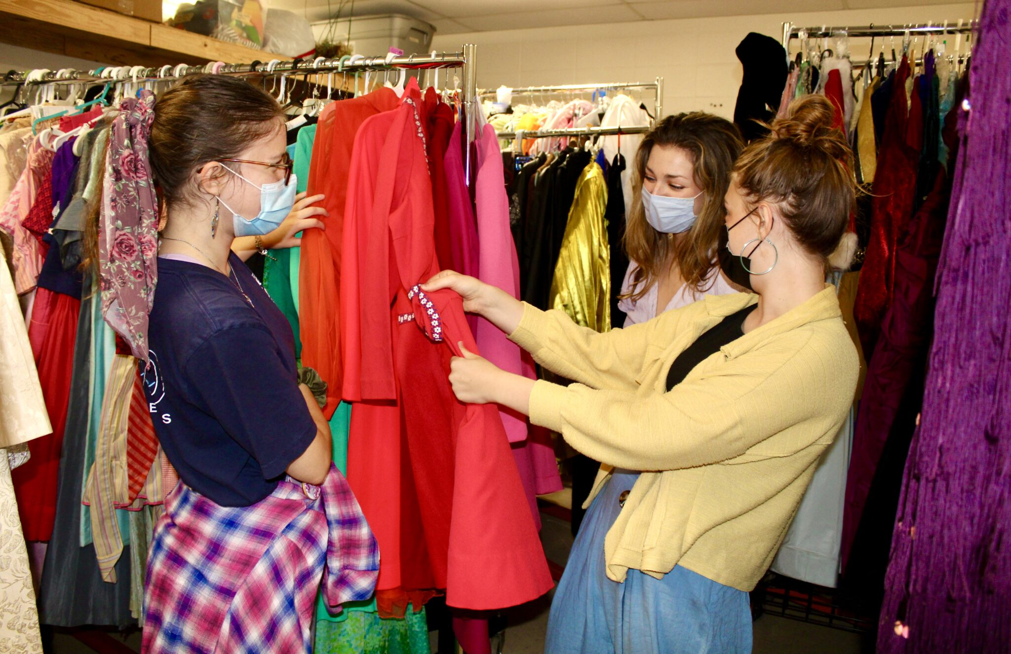 See the magic behind the curtain with these 3 Birmingham costume designers