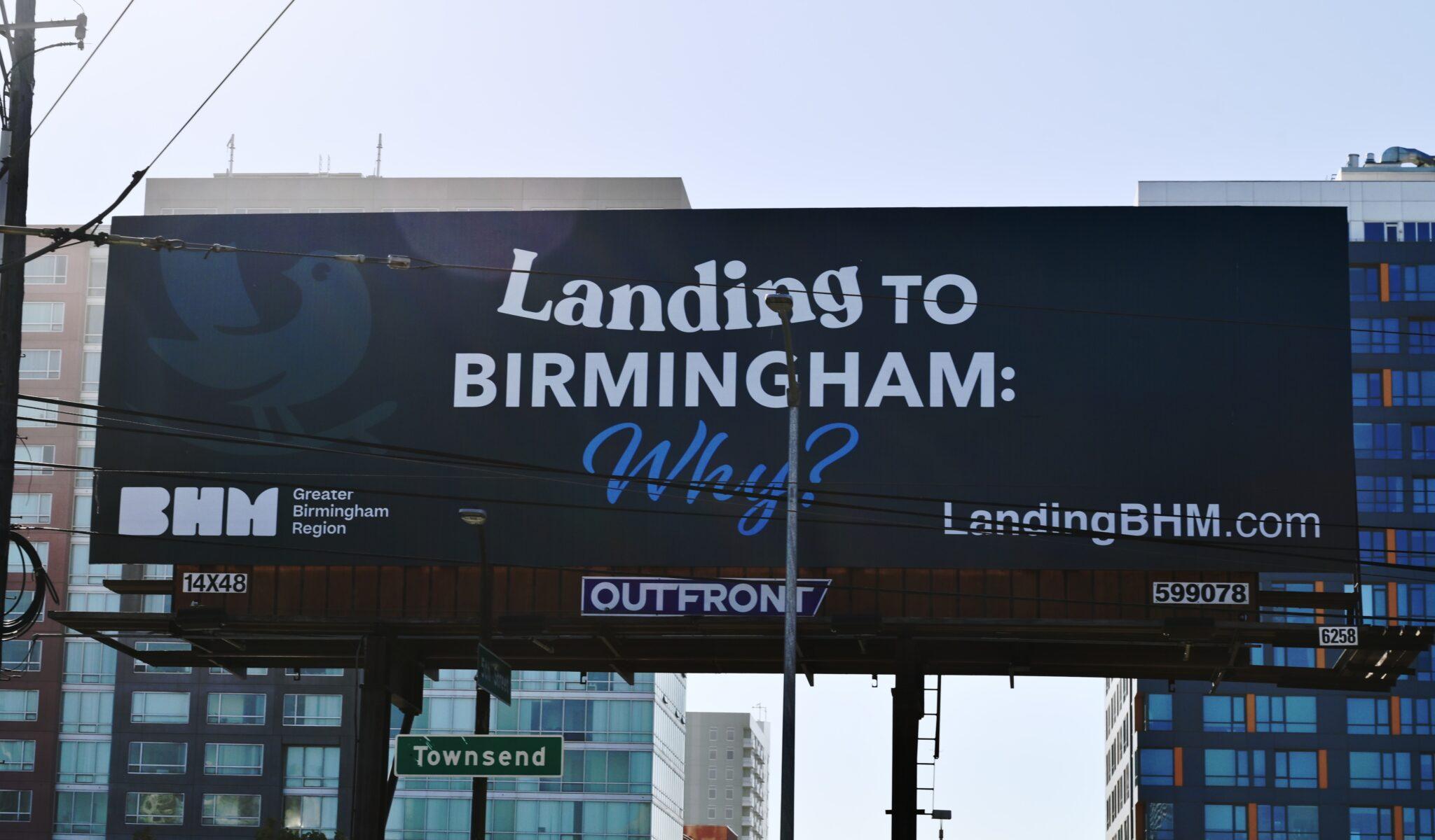 Birmingham Business Alliance announces Landing's new home