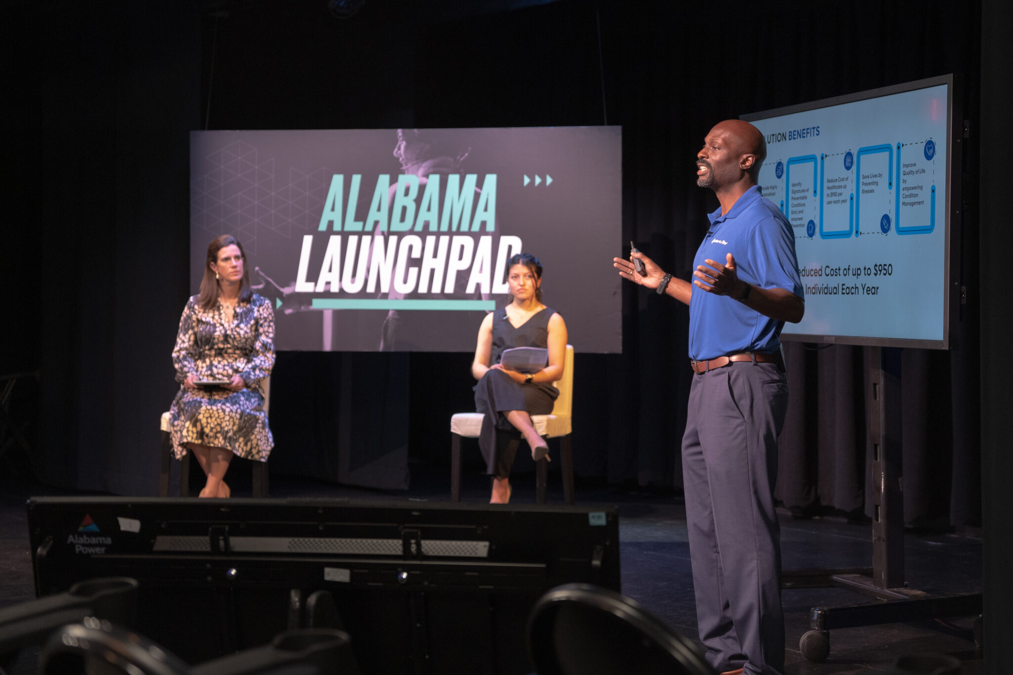 Meet the 5 startups competing for K at Alabama Launchpad, November 17