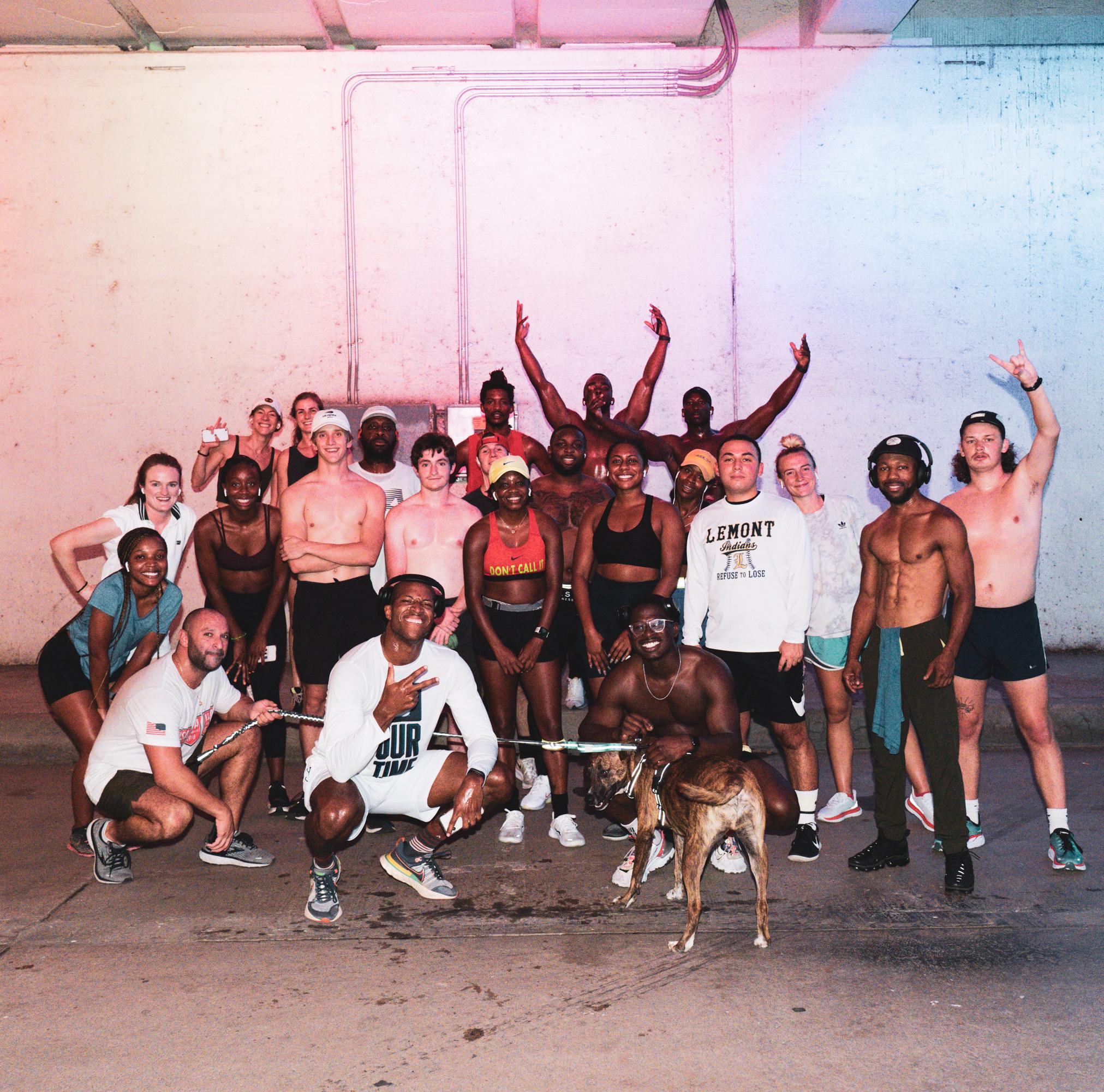 Meet Alchemy Streetwear and its new Running Crew