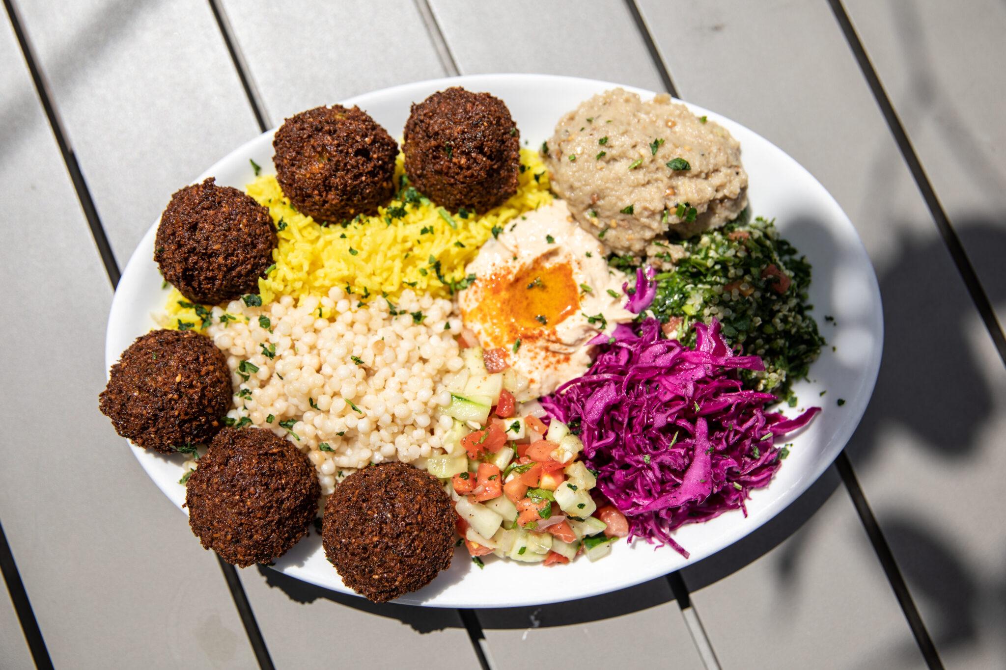 Score the best falafel in Birmingham—5 spots to try