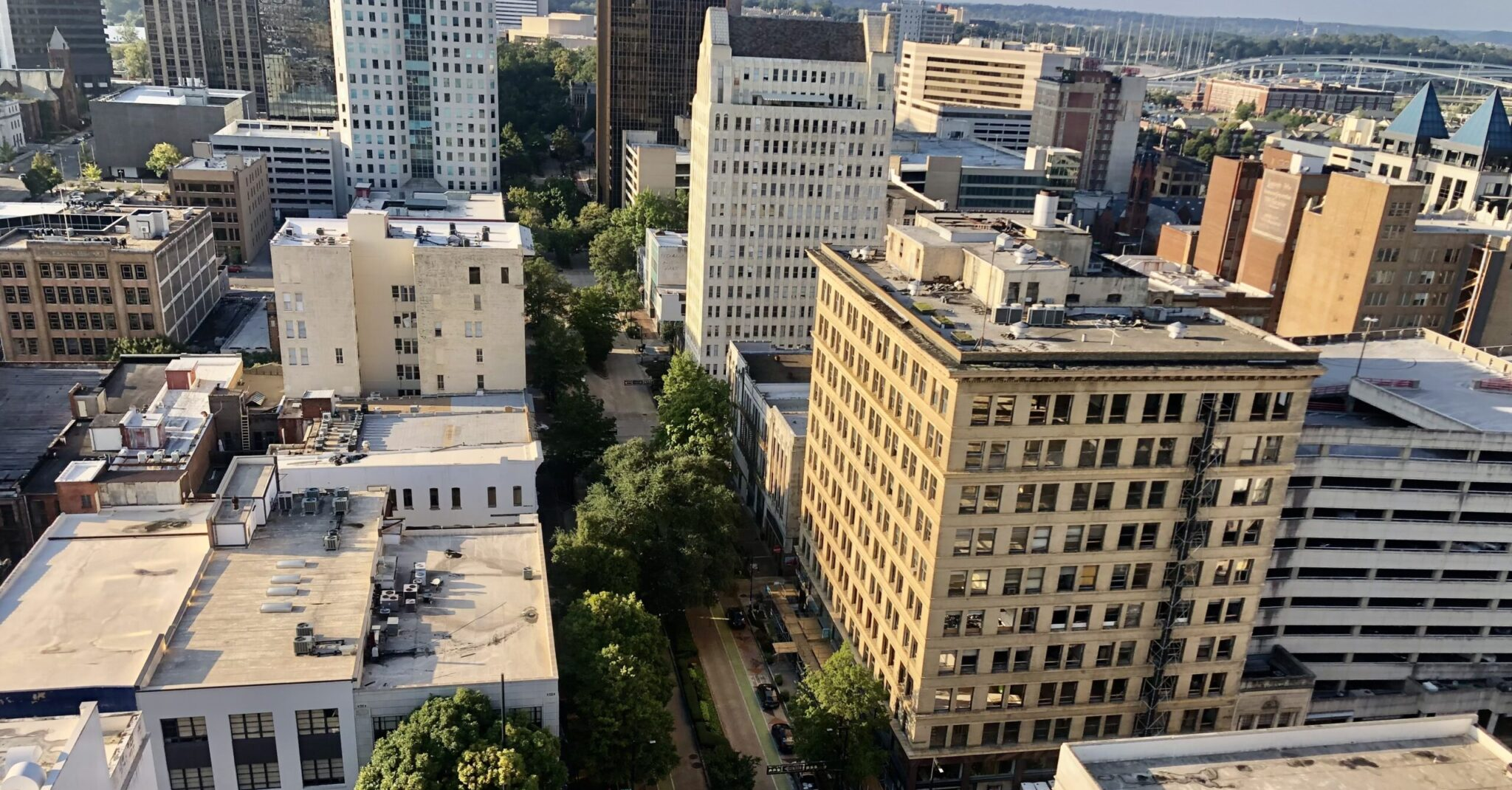 Birmingham Green, downtown's signature street is about to get a makeover