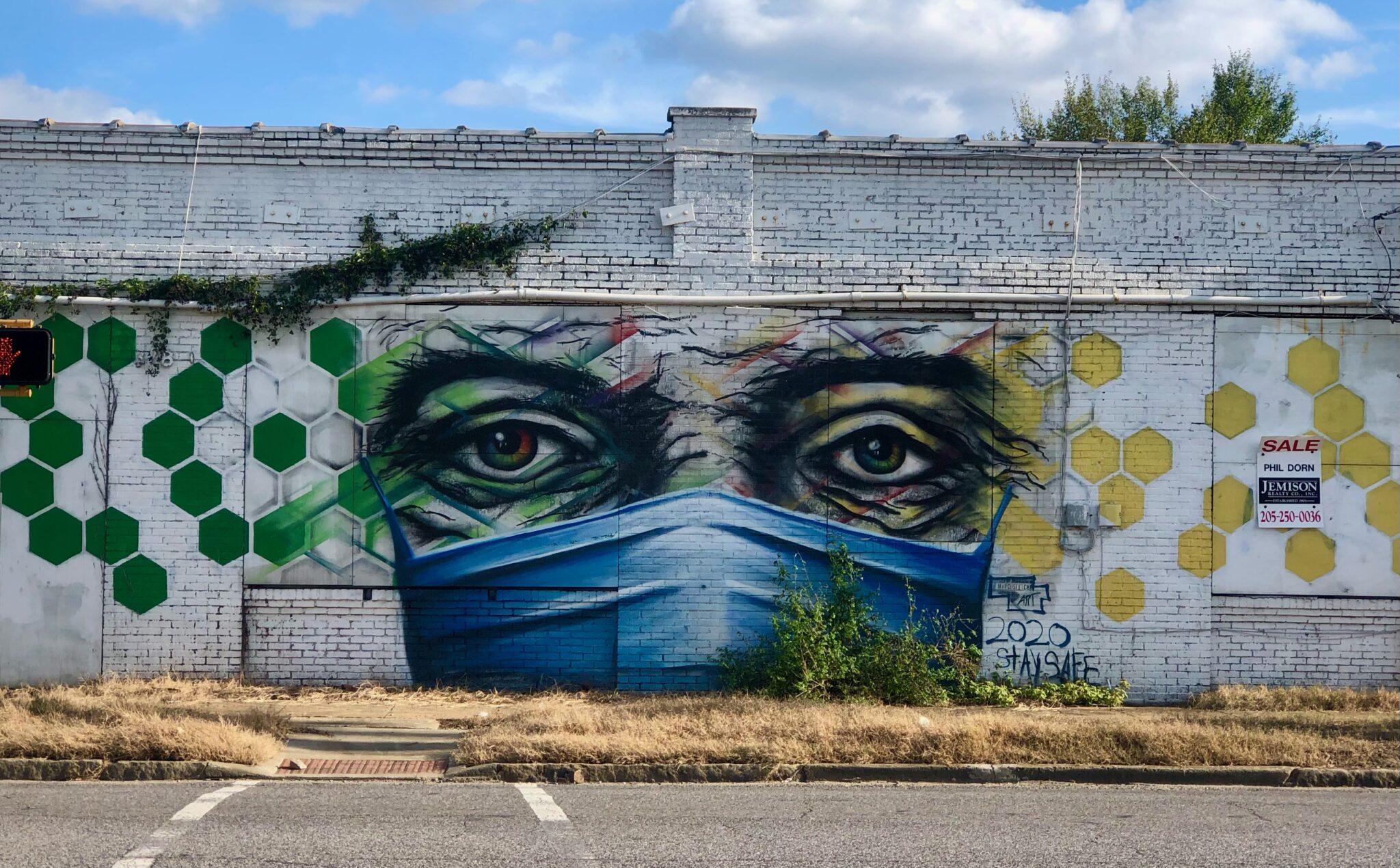 Your guide to Birmingham's beautiful murals in 2021—Part 2