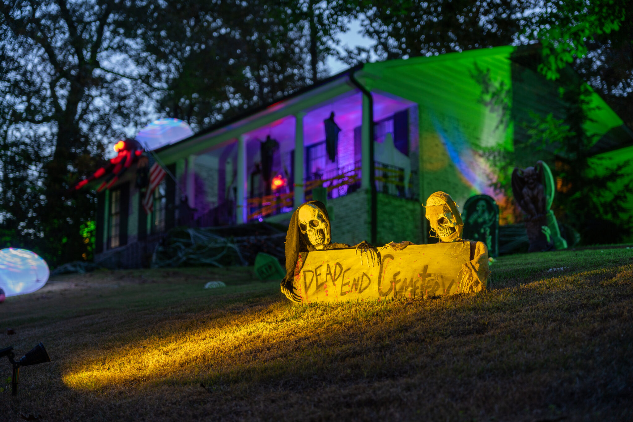 3 spooky tips for decorating your home in Birmingham this Halloween
