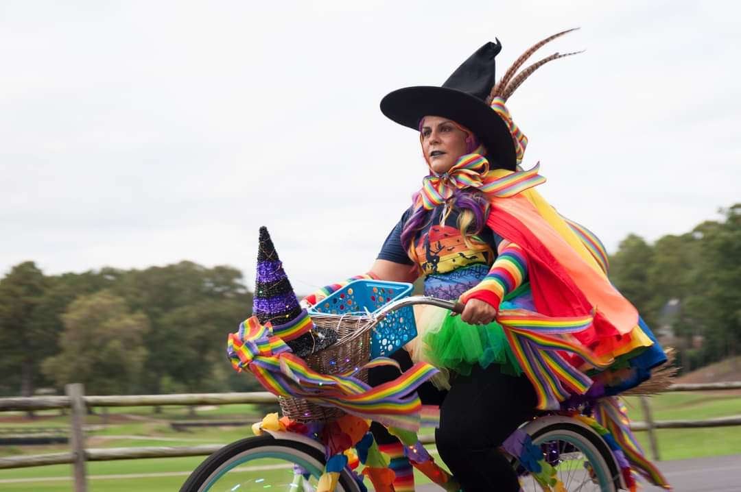 4 witches rides to take part in this October around Birmingham